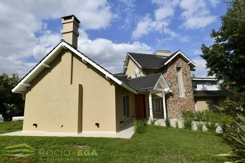 impecable casa amueblada en country san diego
