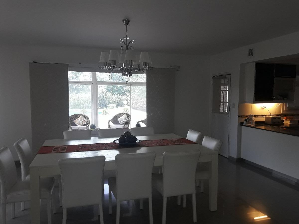 impecable casa en el lauquen club de campo canning s/ruta 58
