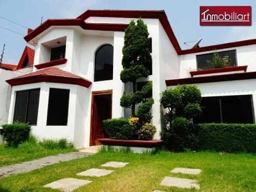 impecable casa en venta en mayorazgos del bosque atizapan