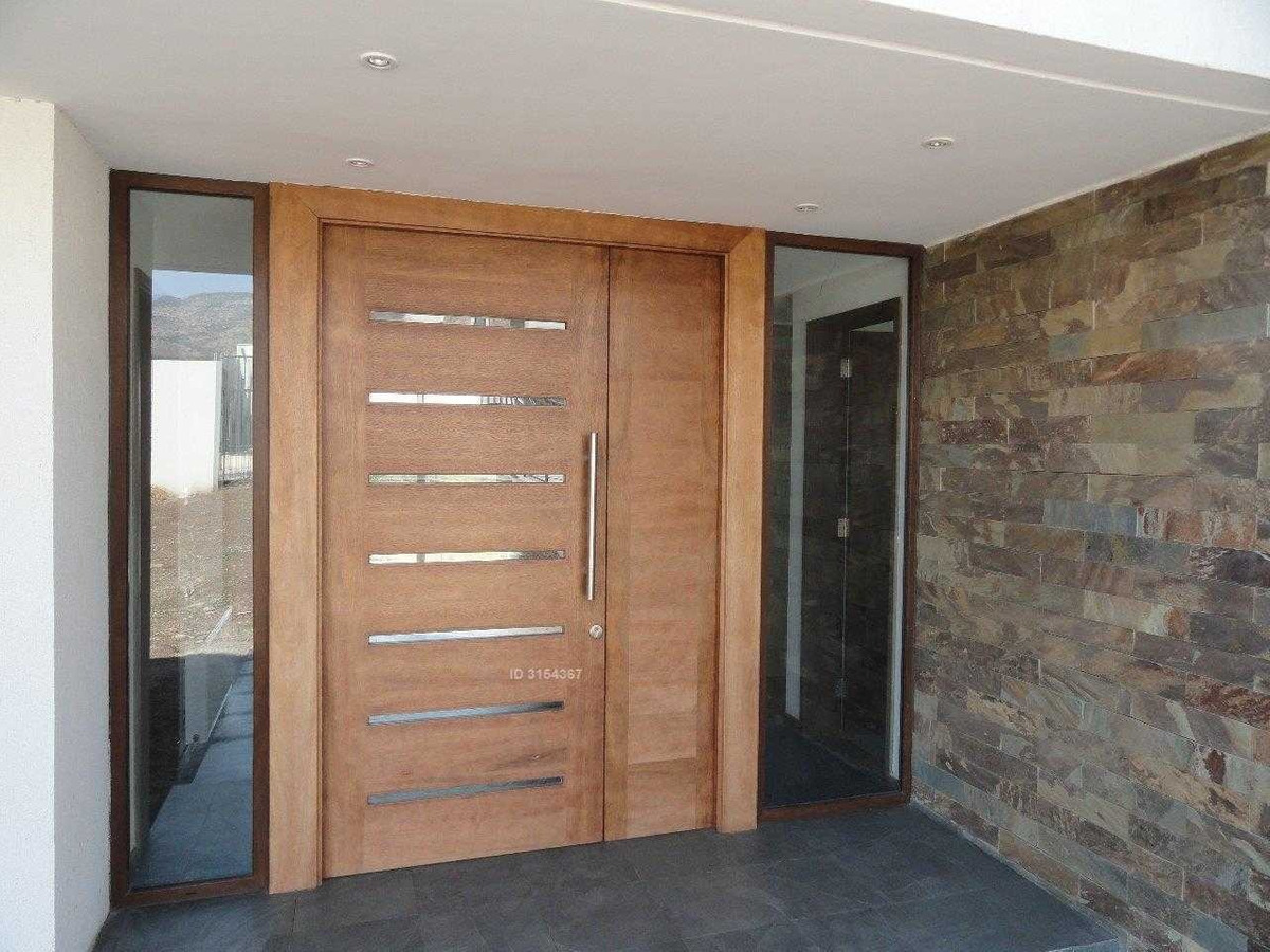 impecable casa los bosques de chicureo, 100% sólida, 5 dormitorios, 5 baños + servicios - full diseño y finas terminaciones. incomparable standard de calidad