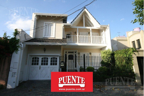impecable chalet en banfield oeste