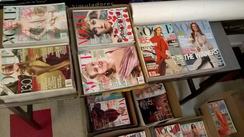 60959edf04 Impecable Colección 56 Revistas Vogue Usa Oferta! - $ 8.950,00 en ...