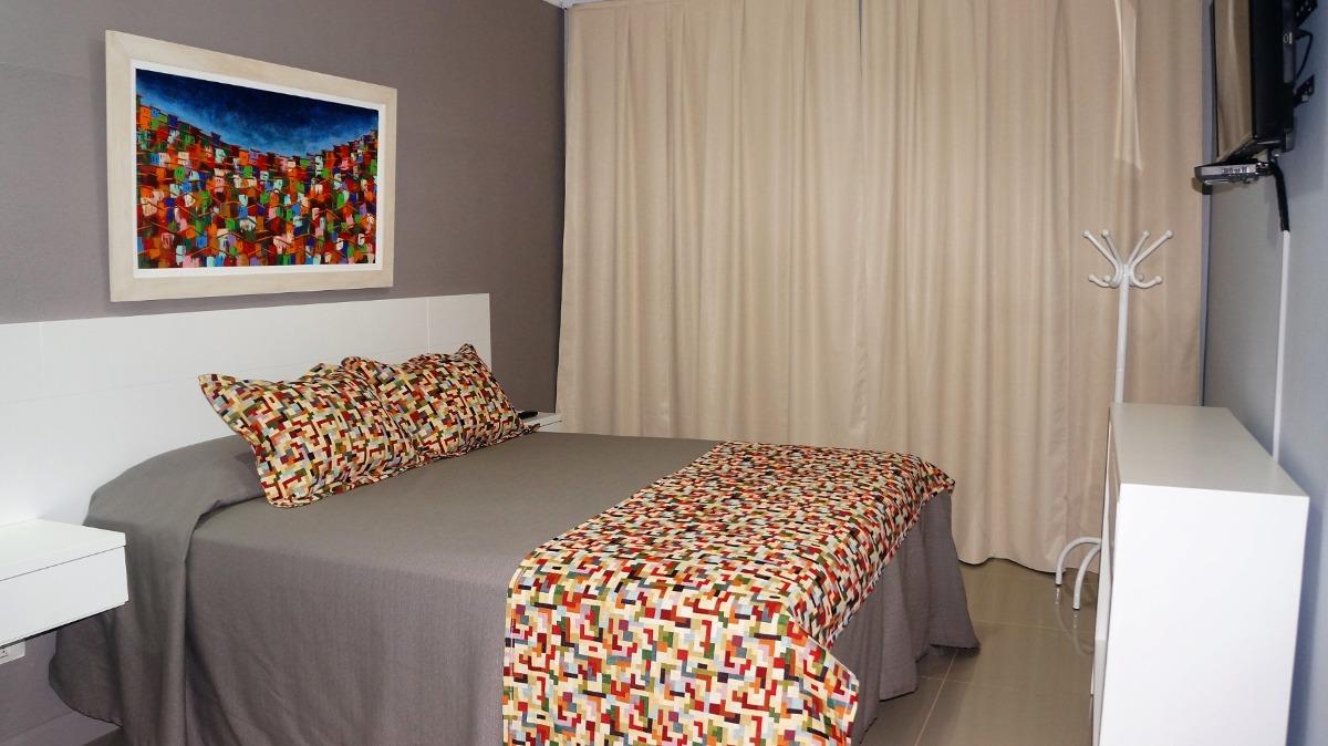 impecable departamento -1 dormitorio-green park punta