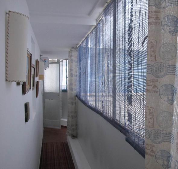 impecable departamento con balcón terraza