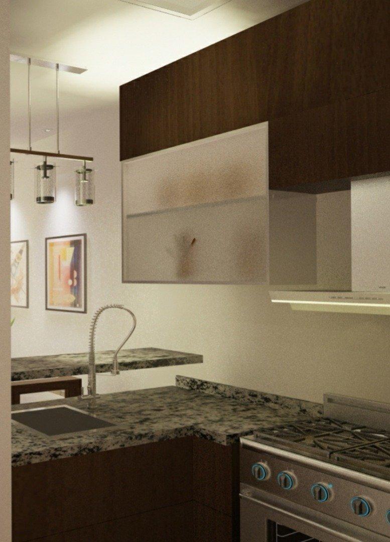 impecable departamento disponible de 1 dormitorio pasco 1600-