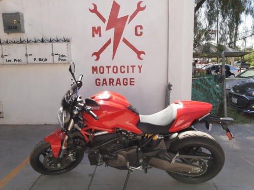 impecable ducati monster 821 2017