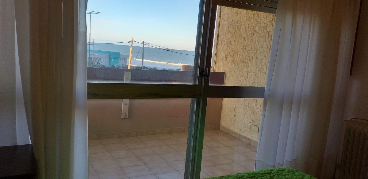impecable duplex frente al mar, reciclado. espectaculares vistas!
