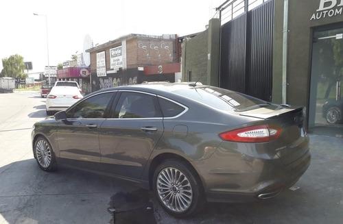 impecable ford mondeo titanium año 2016 con 114.000 km !