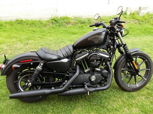 impecable harley davidson iron 883!!