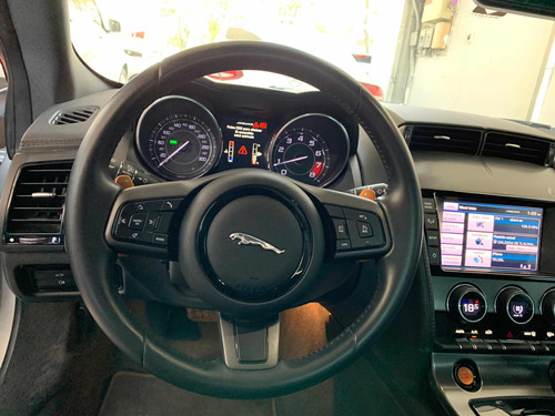 impecable jaguar f-type cebriolet s 3.0 sc
