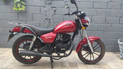 impecable mondial hd 125z