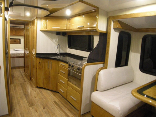 impecable motorhome mercedes benz