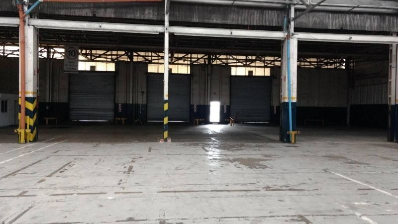 impecable nave industrial de 7606m2 en predio de hurlingham