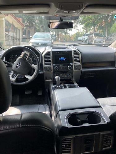 impecable!!!  nueva ford lobo 3.5 doble cabina lariat 4x4