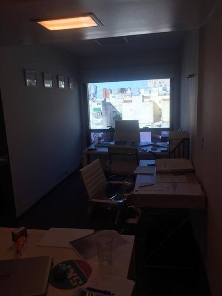 impecable oficina de categoria a la venta en belgrano!