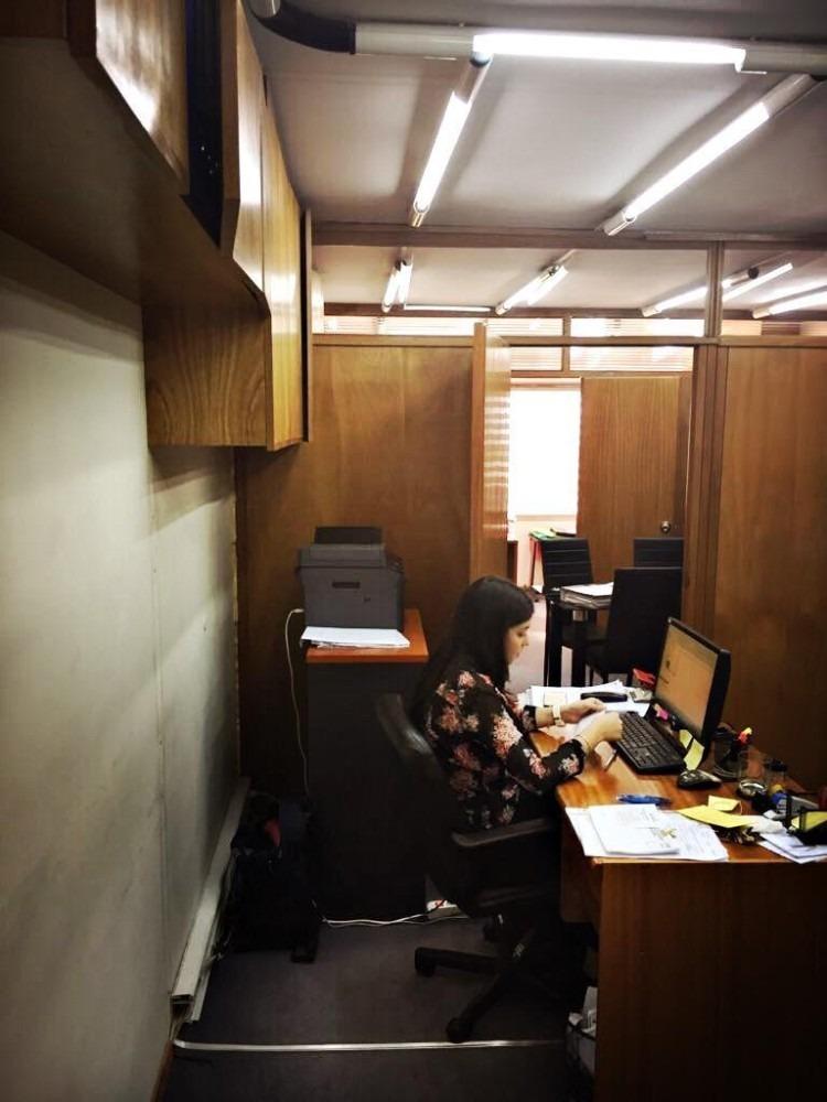 impecable oficina en alquiler en centro