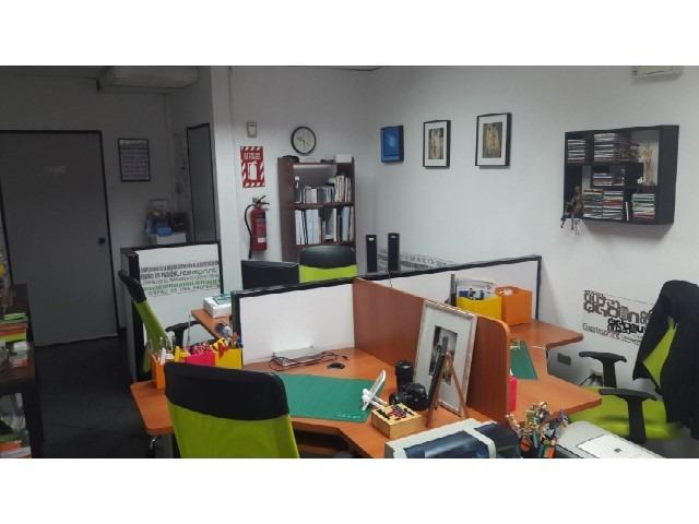 impecable oficina en el norte de  valencia