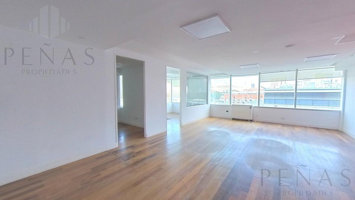 impecable oficina vistas al dique 210 m2 gran categoría 2 coch