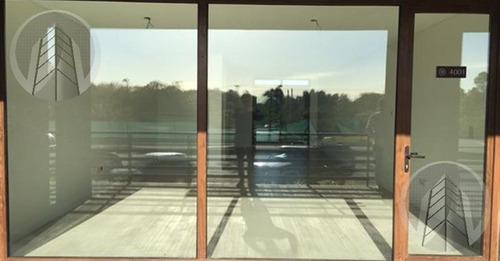 impecable oficina/local en complejo zaduh, nordelta
