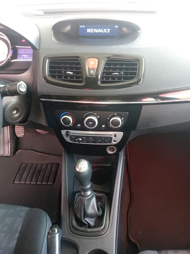 impecable renault fluence expression t/m 2017 jalisco