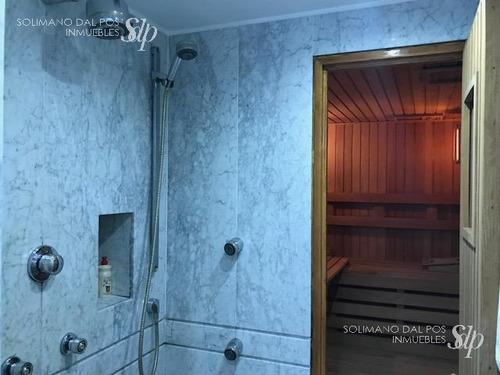 impecable  residencia -  fte estacion borges tren de la costa - olivos-qta.presid.