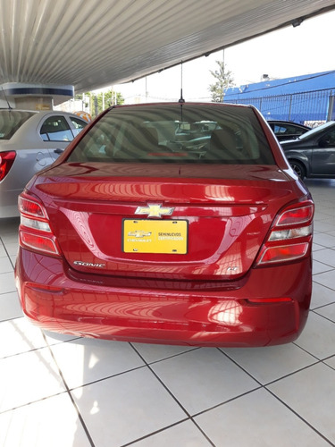 impecable sonic 1.6 lt mt