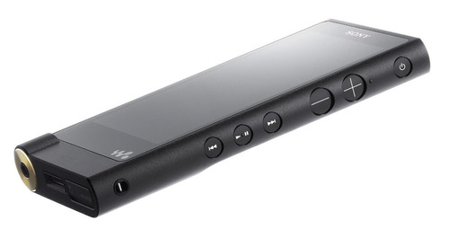 impecable sony zx2 128gb hires audio dsd flac blutooth nfc