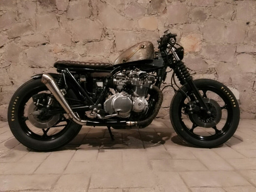 impecable suzuki gs 550 1981 mexicana cafe racer