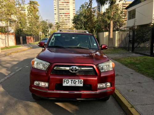 impecable toyota 4runner limited 4x4