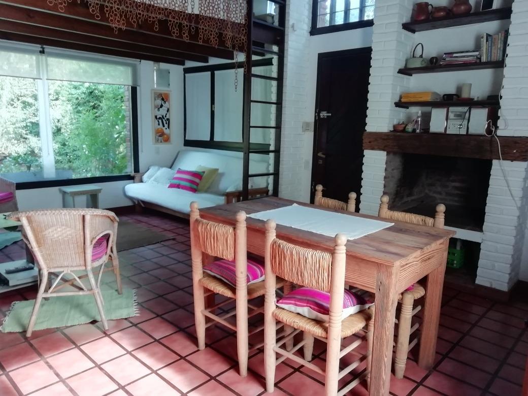 impecable vivienda para dos personas en bosque peralta ramos