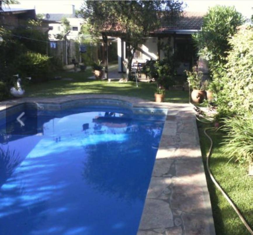 impecables casa + piscina + quincho! sobre lote de 600 m2