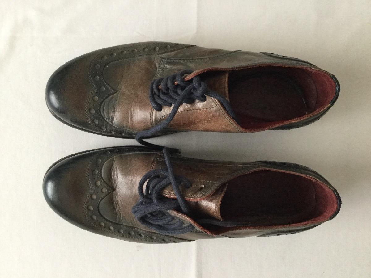 a0a5fbdd65e impecables zapatos abotinados. italianos. mujer. talle 38. Cargando zoom.