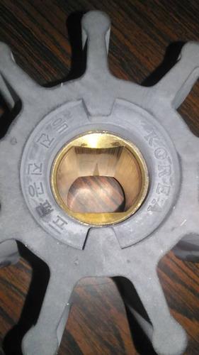 impeller de bomba de agua salada hyundai y doosan 230