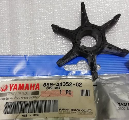 impeller yamaha 2t 25-30 hp