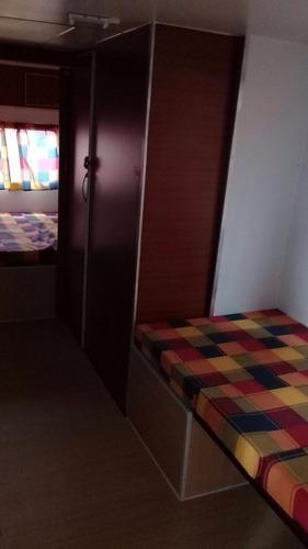 imperdible! casa / casilla rodante acapulco  570mts 5/6 pers