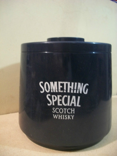 imperdible hielera whisky something special scotch impecable