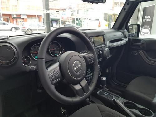 imperdible! jeep wrangler  sport unlimited 3.6 at5 4p (ka)