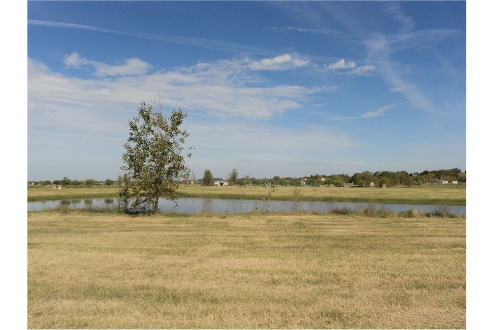 imperdible lote a la laguna en el canton - b.norte