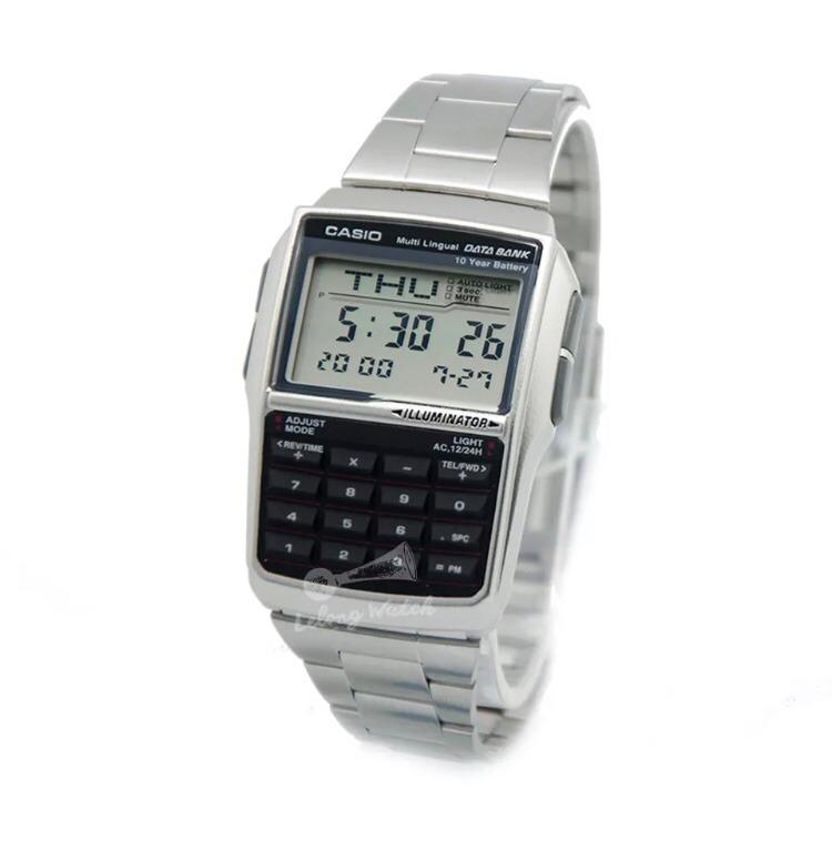 88df532ce46b Imperdible Reloj Casio Nuevo Calculadora Retro Dbc 32d 1a -   44.990 ...