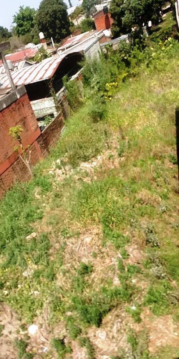 imperdible terreno baldío sobre avenida cabred. atención!!