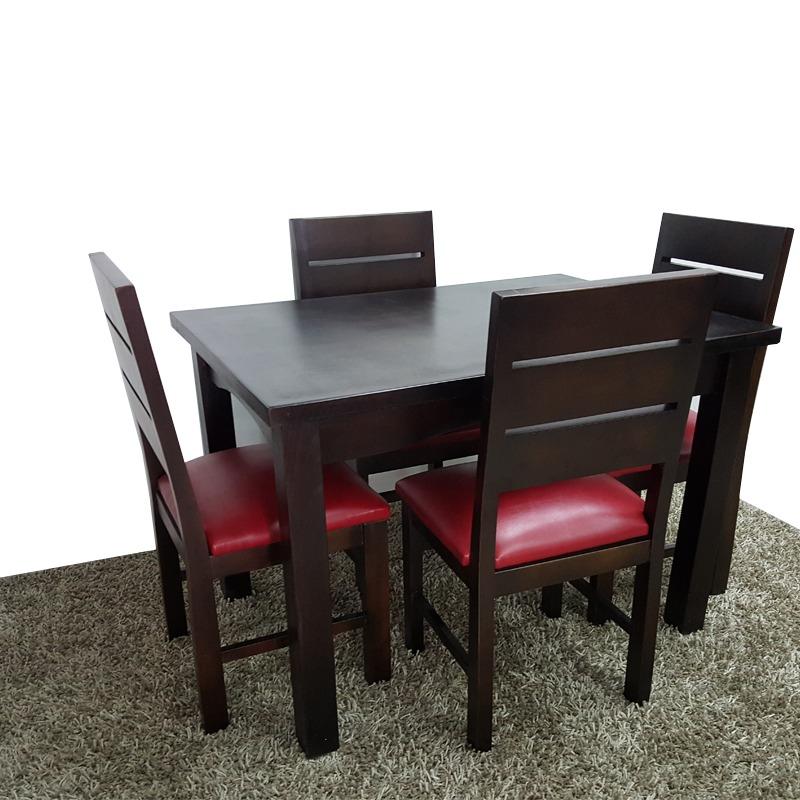 Imperdible juego de comedor con 4 sillas varios modelos - Modelos sillas comedor ...