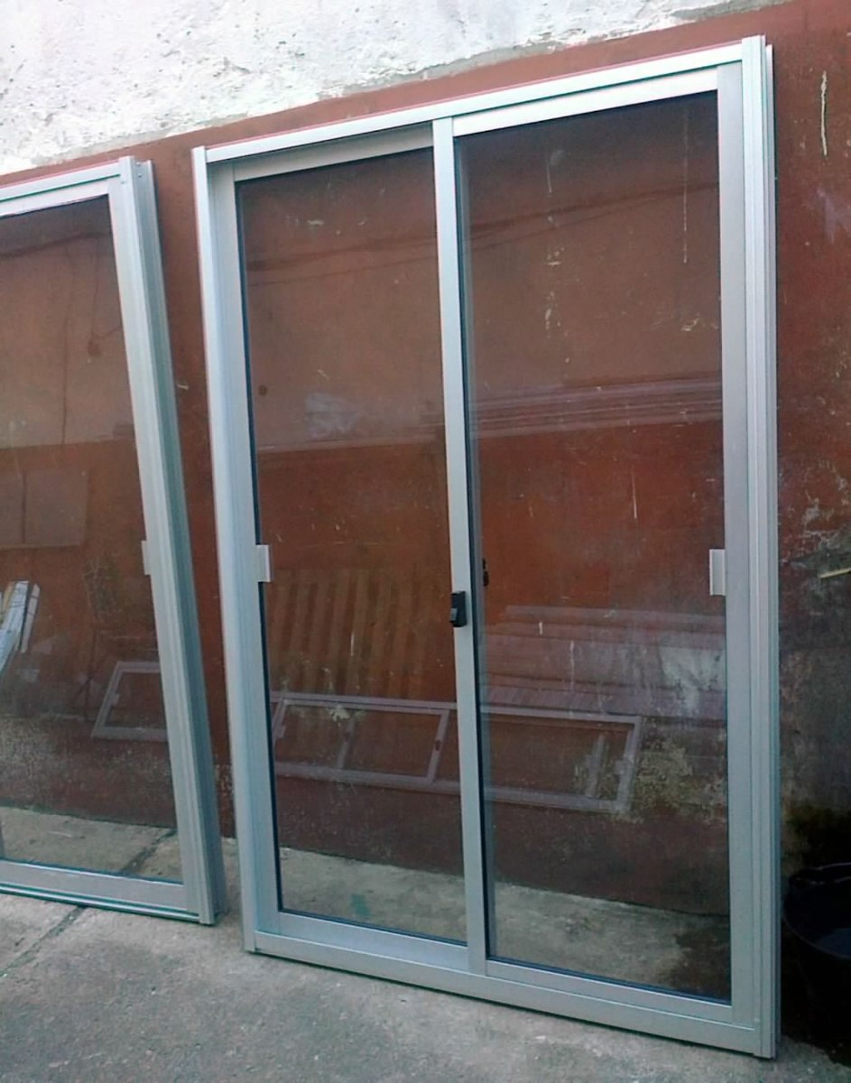 Imperdibles puertas y ventanas en aluminio y hierro for Puertas en aluminio