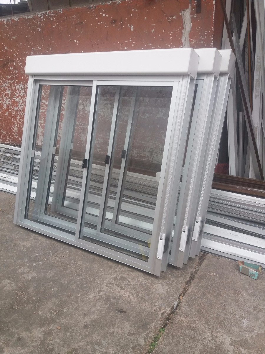 Imperdibles puertas y ventanas en hierro y aluminio - Hierro y aluminio ...
