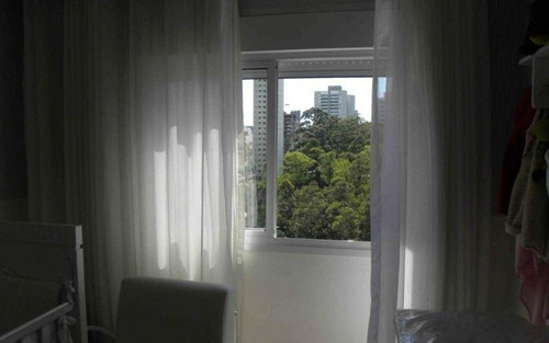 imperdivel apartamento com churrasqueira e varanda fechada com vidros - morumbi são paulo