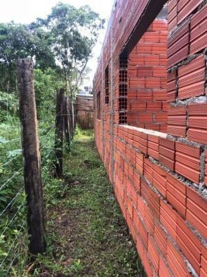 imperdível, casa inacabada no bairro bopiranga, em itanhaém