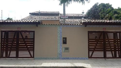 imperdível! casa nova a 300 metros da praia em itanhaém. 320