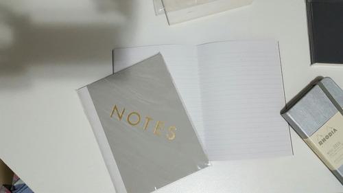 imperdivel   moleskine 6 peças promoção cadernos executivos