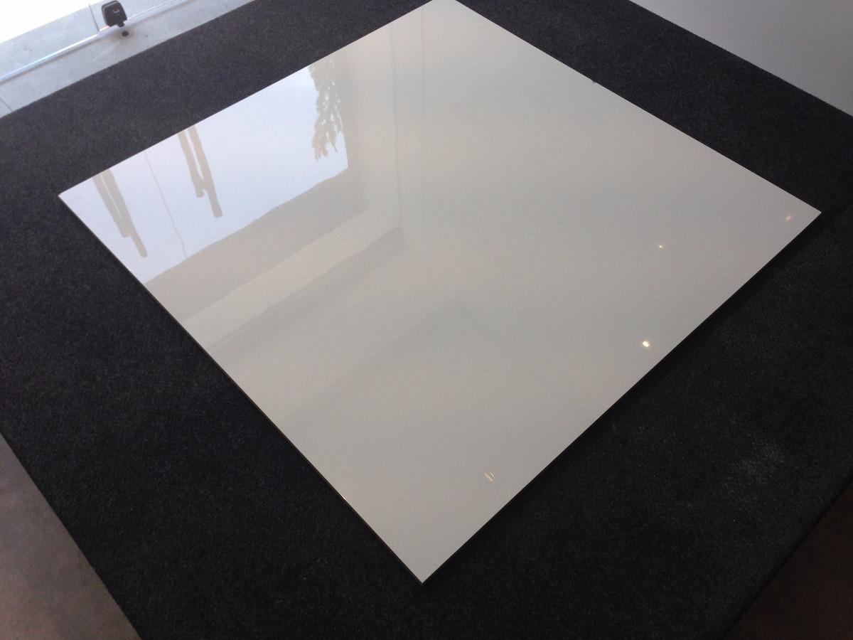 imperd vel porcelanato branco polido esmaltado 80 x 80 r 139 00 em mercado livre. Black Bedroom Furniture Sets. Home Design Ideas