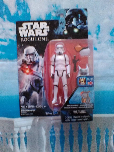 imperial stormtrooper star wars rogue one 2016 trabucle