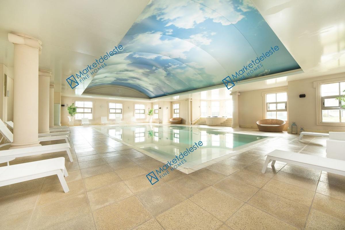 imperiale ph duplex con piscina
